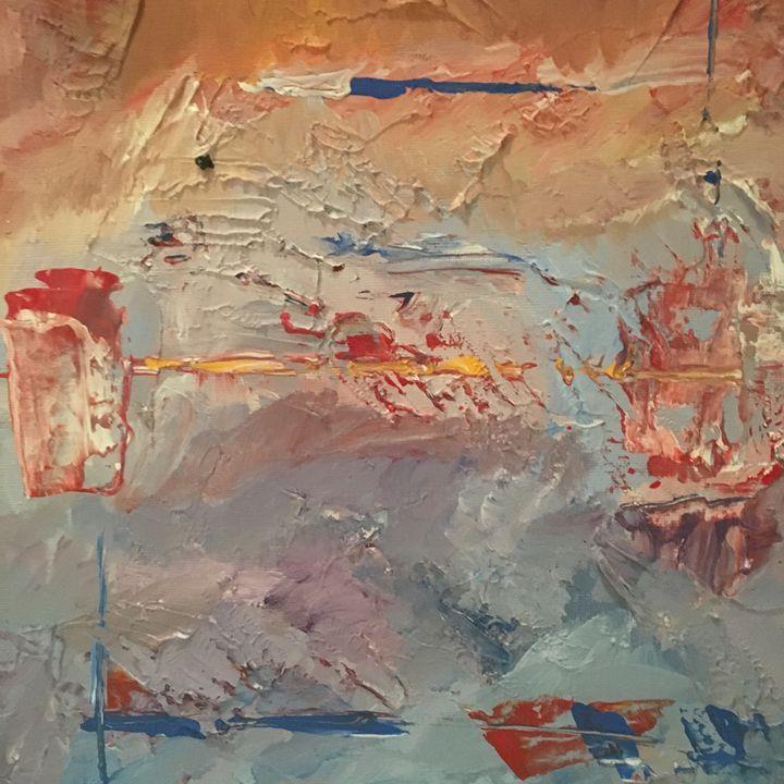 One Ocean - Jojo's Original Paintings