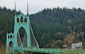 St. Johns Bridge - Xpressions of Creation