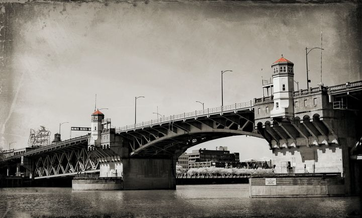 Burnside Bridge - Xpressions of Creation