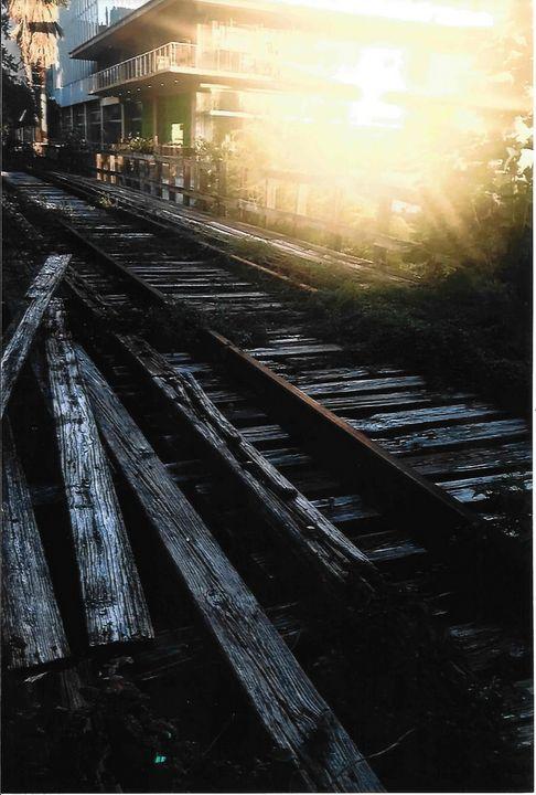 Tracks - Art by Autumn