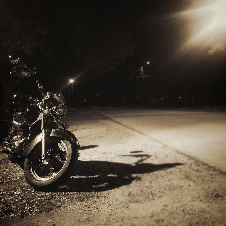 Nostalgic Bike - Art by Autumn