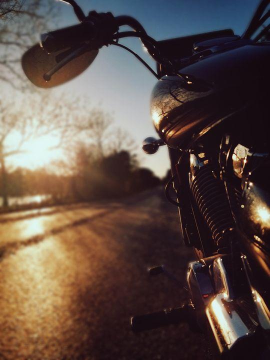 Light Bike - Art by Autumn