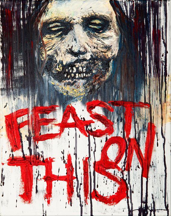 Feast on This - Emily Hurst