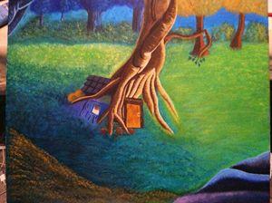 Peek a Pooh - Art Crawl Gallery