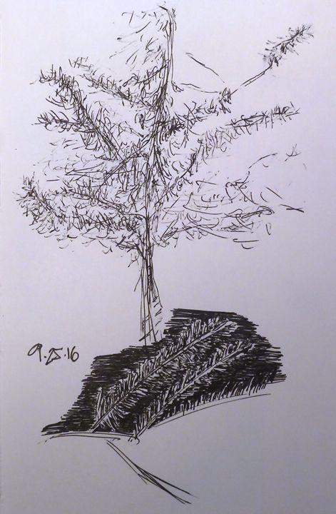 Tree Rendering - Gary's Gallery