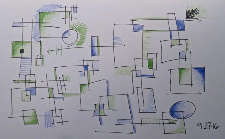 Feeling Blue - Gary's Gallery