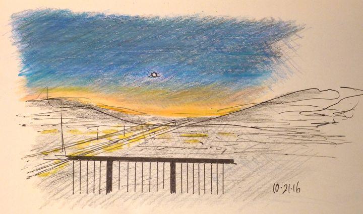 Sunrise Approach - Gary's Gallery