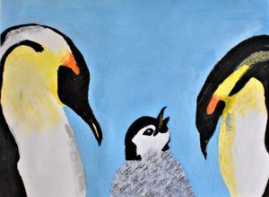 Penguin Family -2021