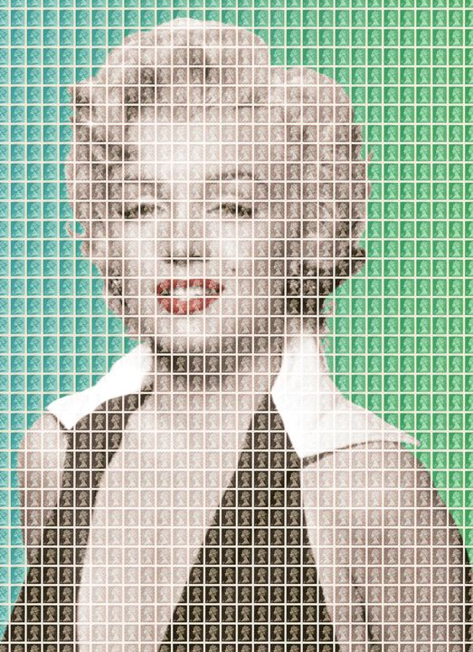 Marilyn - Cocksoup Art