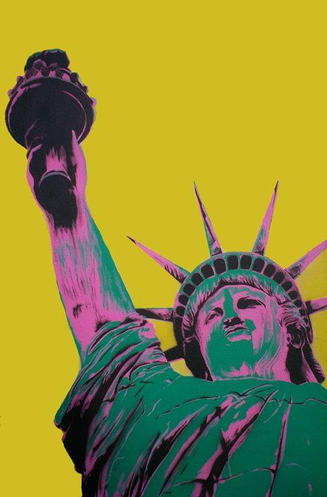 Liberty - Cocksoup Art