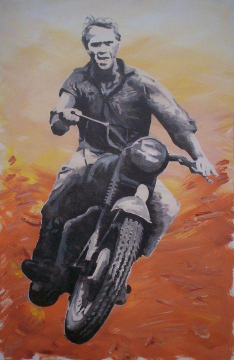 Steve McQueen - Cocksoup Art