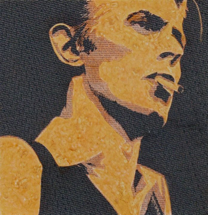 Literally David Bowie - Cocksoup Art