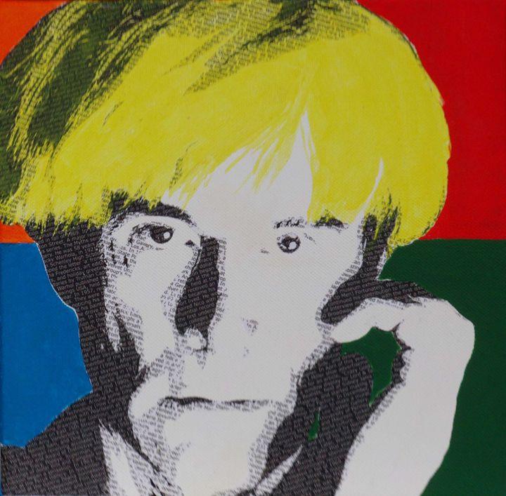Literally Andy Warhol - Cocksoup Art
