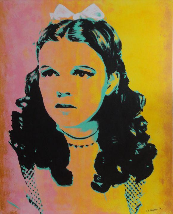 Dorothy - Cocksoup Art