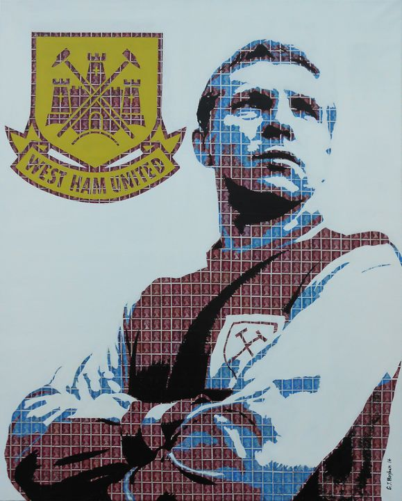Bobby Moore - Cocksoup Art