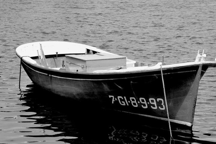 The boat - Natalie Kerman