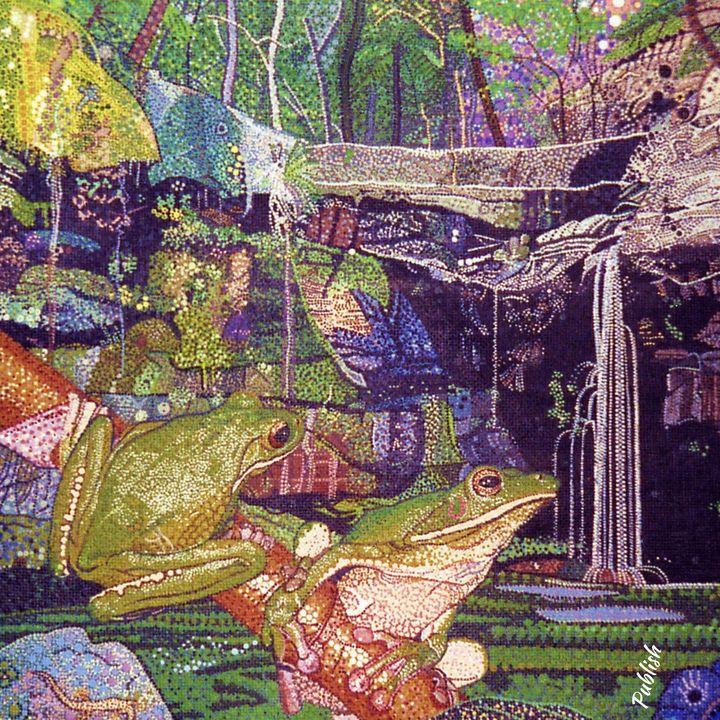 Vintage Art -- Nature - Art4u2