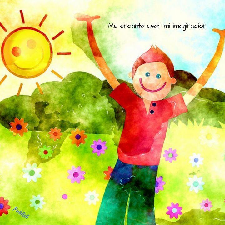 Me encanta usar mi imaginacion - Art4u2