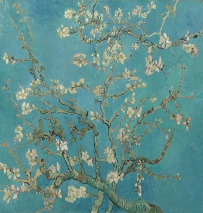 Almond Blossom -- Vincent van Gogh - Art4u2