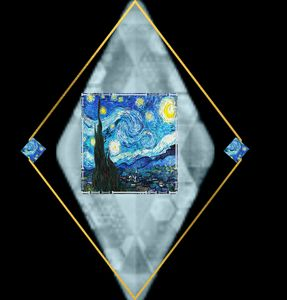 The Starry Night -- Diamonds