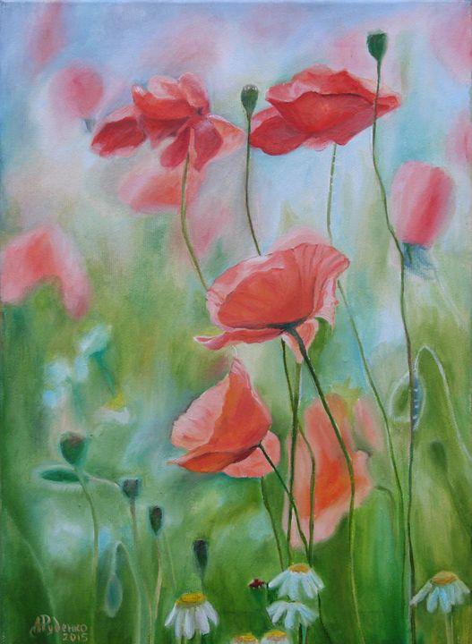 Meadow - Anne Rudenko