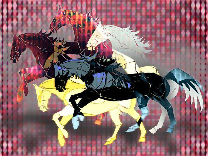 Horses - triptharsh