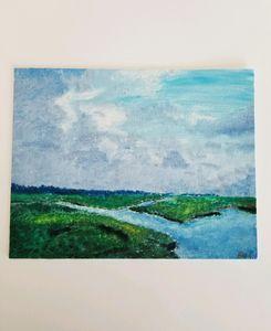 1 Marsh Land