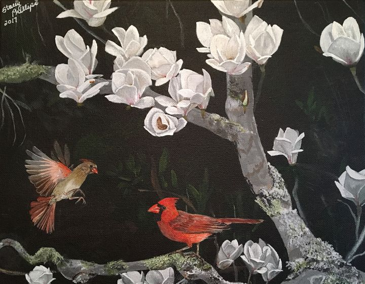 Cardinals - Stacey Phillips