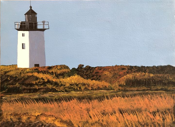 light on the lighthouse - Stacey Phillips