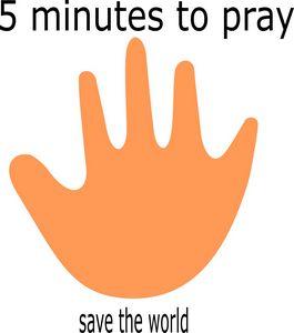 5 Minutes to pray