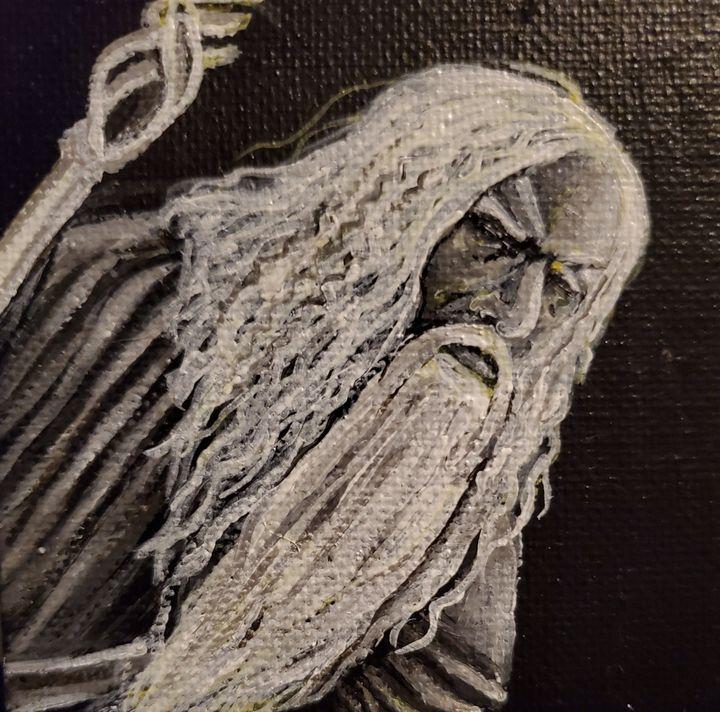 Wizard - MarrisWyrd