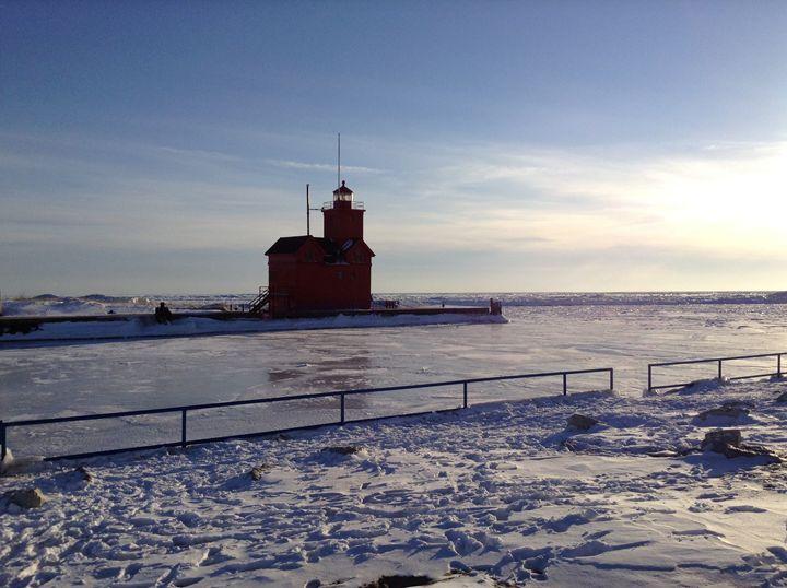 The Bright Winter - claudia