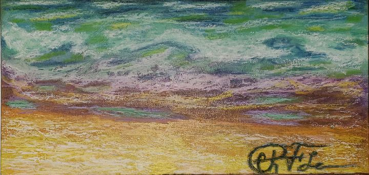 Waves - Christopher Falcon Artistry
