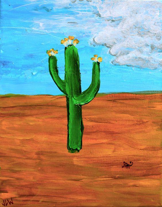Saguaro - Lind Whitby Studios