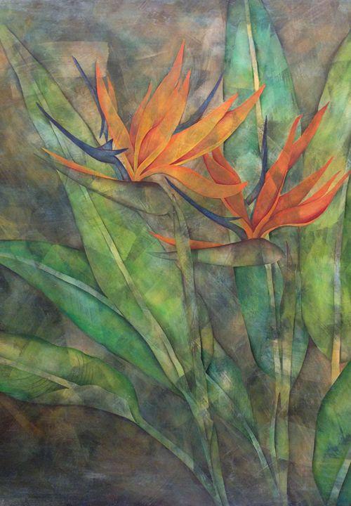 Bird of Paradise Flower - Alfa Tong