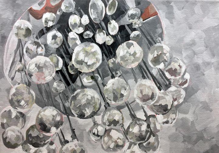 Chandelier - Ella Lina Art