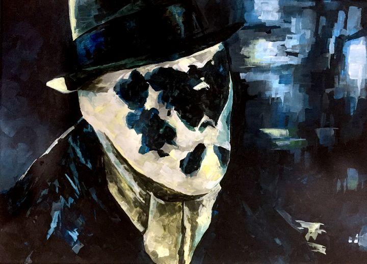 Rorschach - Ella Lina Art