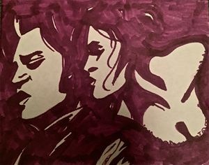 """Sweeney Todd & Mrs Lovett"""
