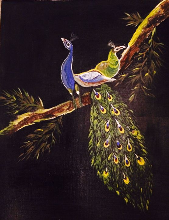 Peacock - Art work