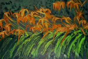 Tiger Lily Garden