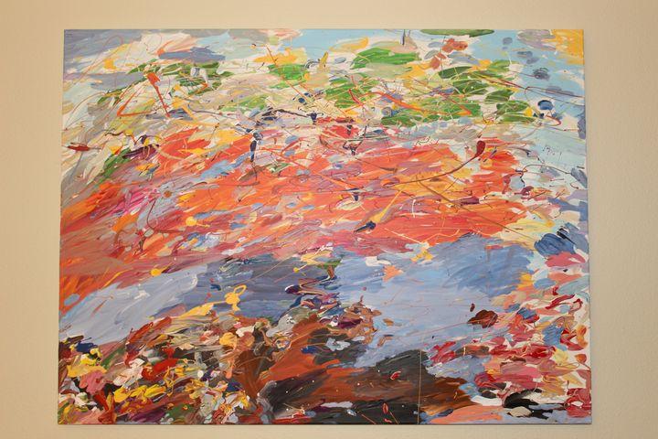 Abstract 1 - Logans Art