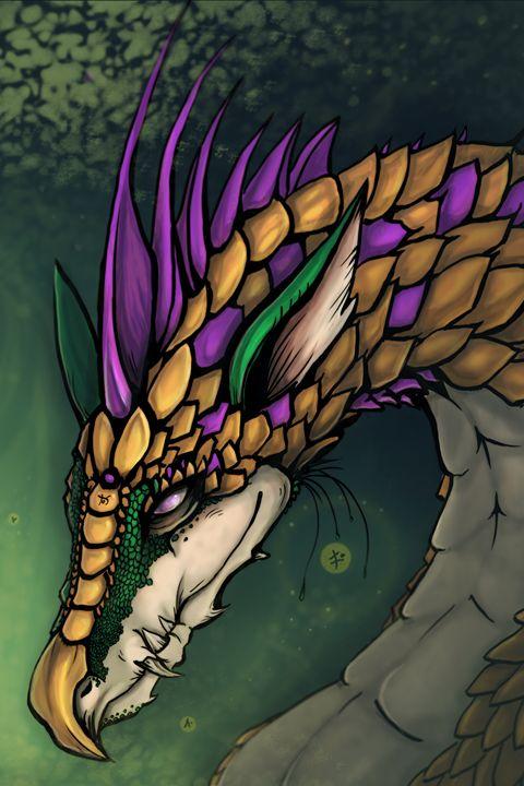 Dragon Of Good Fortune - Tigiris