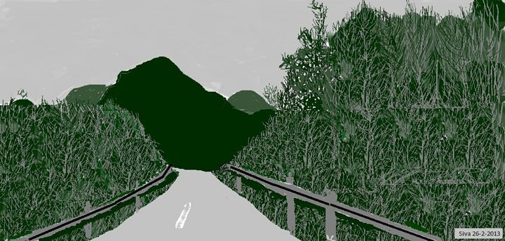 Highway - Siva's Arts