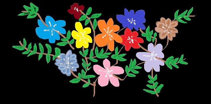 Flowers - Siva's Arts
