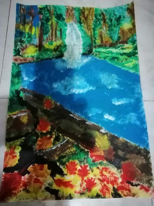 Colours Basica - Siva's Arts