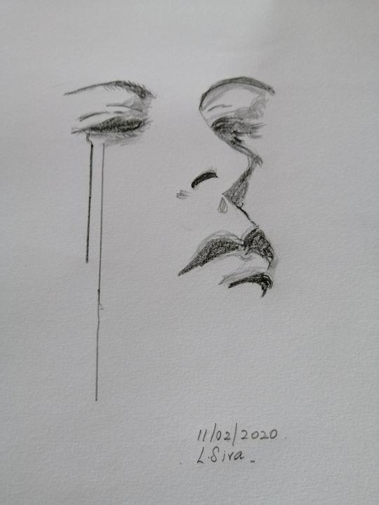 Tear drops - Siva's Arts