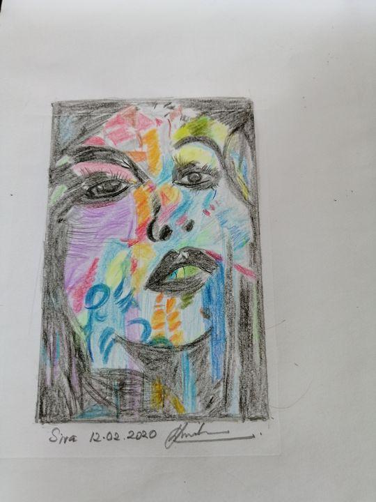 My way colour - Siva's Arts