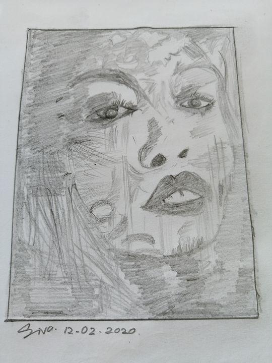 My way BW - Siva's Arts