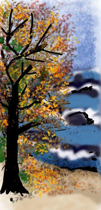 Global warming - Siva's Arts