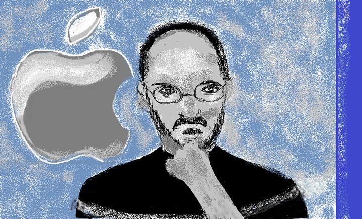 Steve Jobs - Siva's Arts